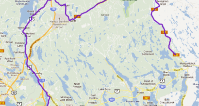 Cycle Course: 180km