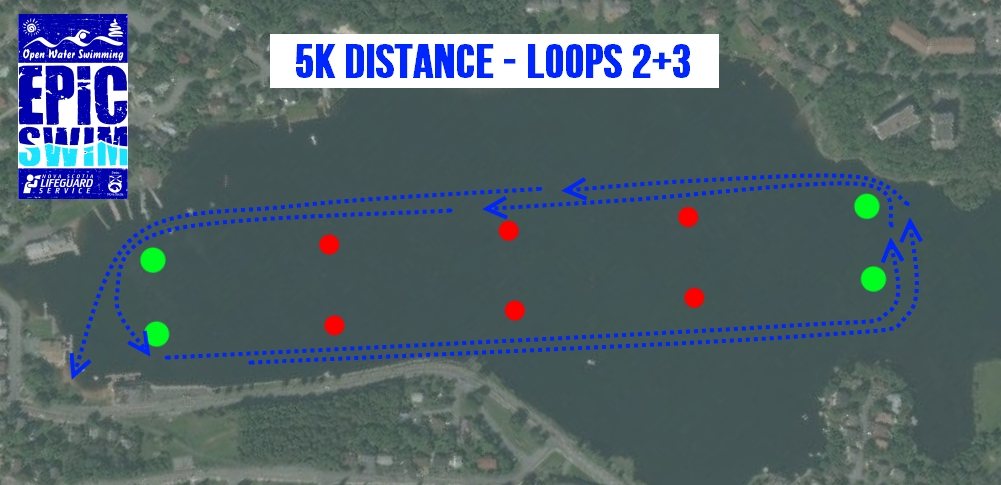 2014 EPIC Swim 5K Course - Part B