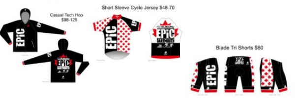 EPIC Dartmouth Triathlon Gear store is Open for Orders!